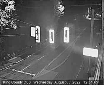 Traffic camera: SE 128th Street at Patriot Way SE