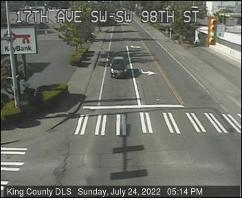 Traffic cameras - King County