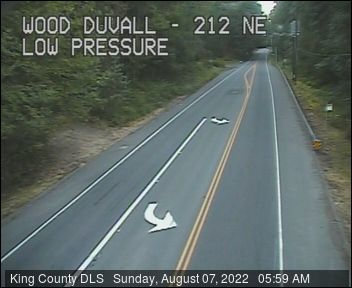 Traffic camera: Woodinville Duvall Rd NE at 212th Ave NE
