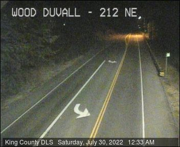 Traffic camera: NE Woodinville-Duvall Rd NE at 212th Ave NE