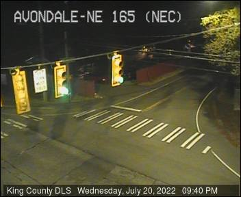 Avondale Road NE and NE 165th Street