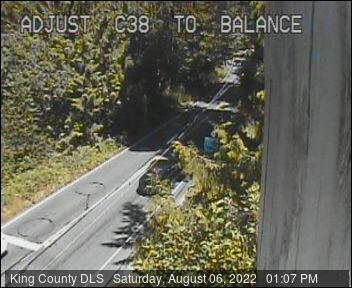 Traffic camera: Bear Creek Rd NE at NE 133rd St