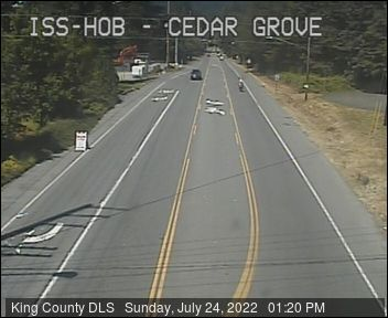 Traffic camera: Issaquah Hobart Road at Cedar Grove Road