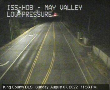 Traffic camera: Issaquah-Hobart Road at May Valley Road