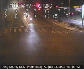 Military Road S at S 272nd Street