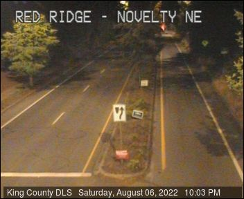 Traffic camera: Redmond Ridge Dr NE at NE Novelty Hill Rd