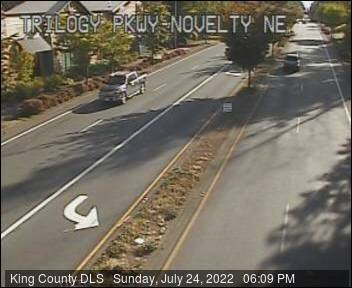 Traffic camera: Novelty Hill Road NE at Trilogy Parkway NE