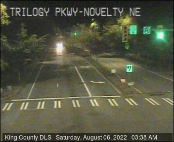 Traffic camera: Novelty Hill Road N.E. at Trilogy Parkway N.E.