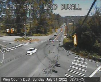 NE Woodinville-Duvall Road at West Snoqualmie Valley Road NE