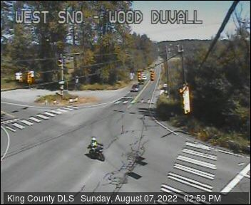 NE Woodinville-Duvall Road and West Snoqualmie Valley Road